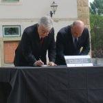 Acordo entre Município e Faculdade de Medicina da Universidade de Lisboa foi hoje assinado