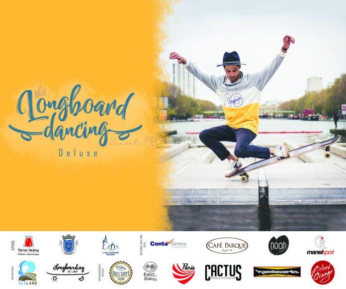 Longboard internacional anima ruas de Santa Cruz