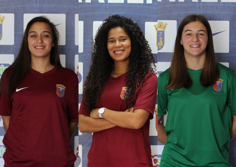 Torreense com mais três reforços para a equipa sénior feminina
