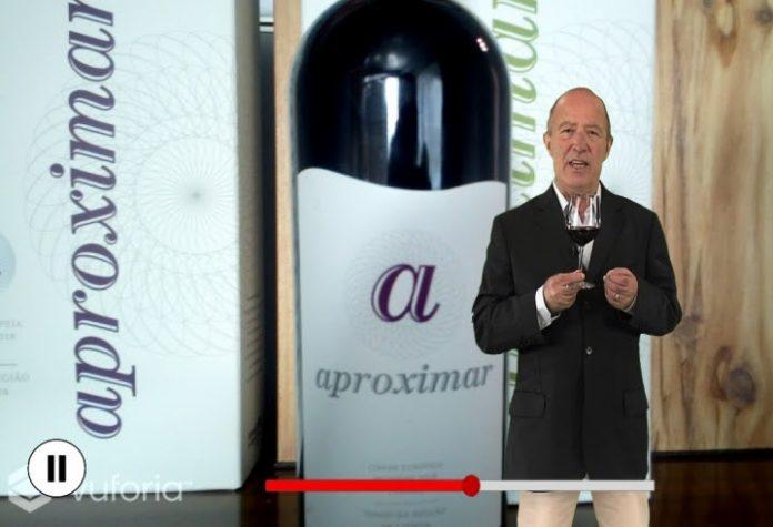 """Vinho """"Aproximar"""" integra aplicação de realidade aumentada"""