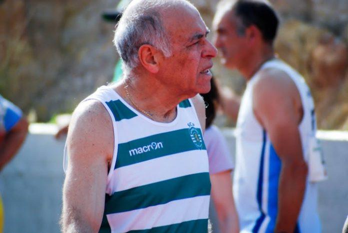 Atleta torriense António Fortunato novamente homenageado em