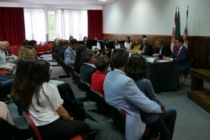 Câmara Municipal de Torres Vedras atribuiu apoio de 389 mil euros à Física