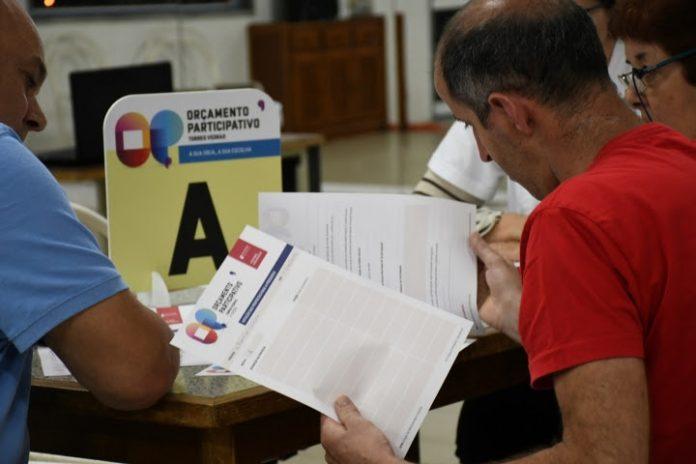 S. Pedro da Cadeira recebeu sessão do Orçamento Participativo torriense