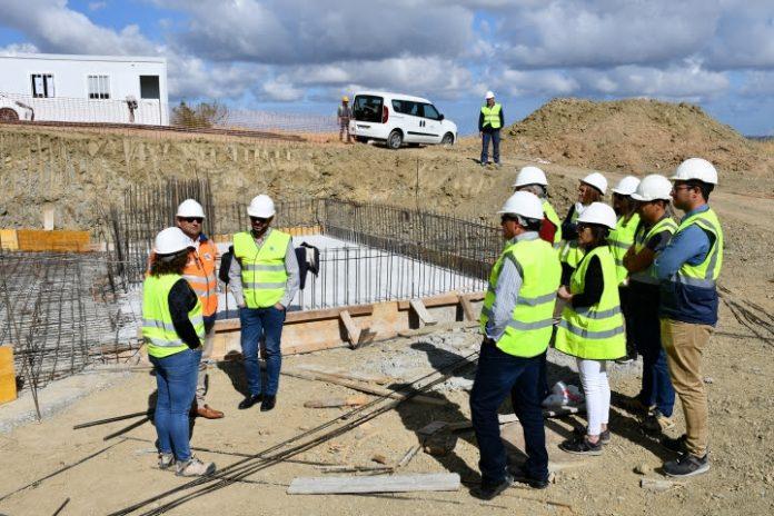 Município prossegue com obras de saneamento e abastecimento de água
