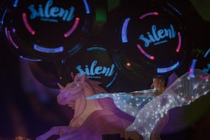 Silent Party vai pôr Santa Cruz a dançar