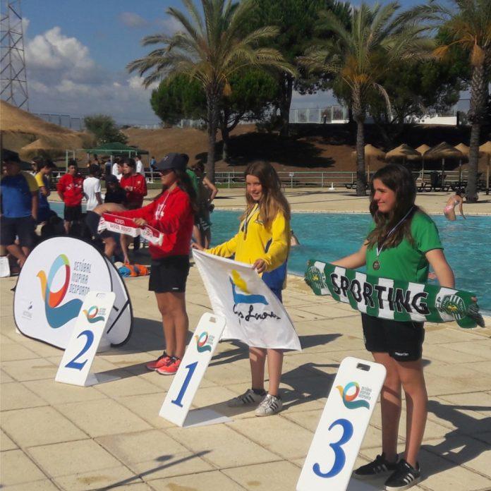 Teresa Garcell sagra-se vice campeã Regional na prova de 400 metros Estilos