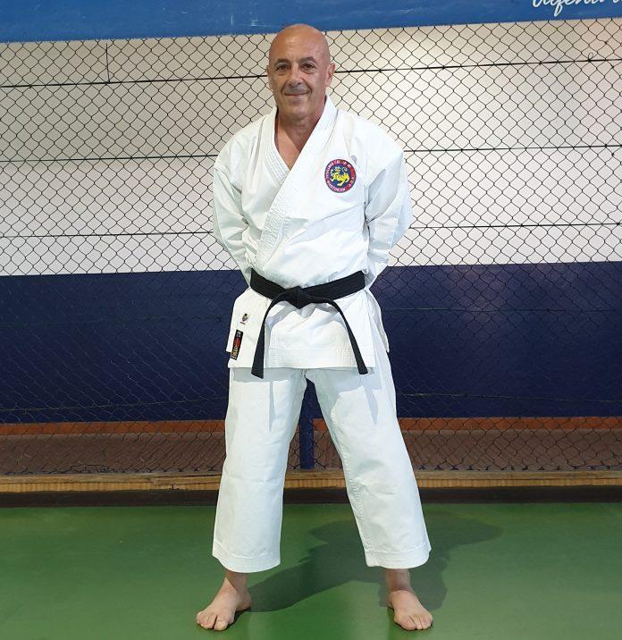 Mestre João Pitti sobe a 5º DAN