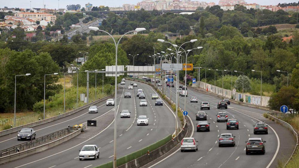 Via mais perigosa do país é o IC19 na zona de Lisboa