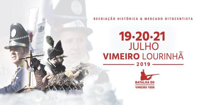 Lourinhã relembra Batalha do Vimeiro numa viagem ao século XIX