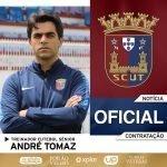 André Tomaz é o novo treinador de futebol sénior do Torreense