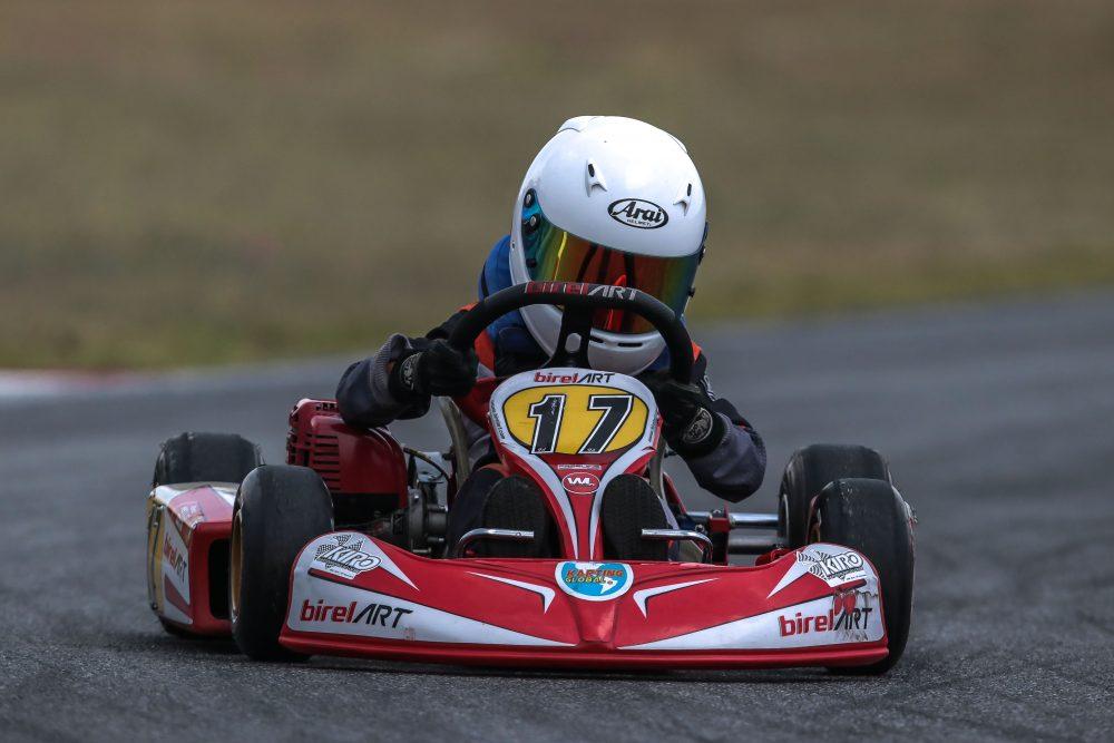 Escola de Karting do Oeste Traz Vitória da Visita a Viana do Castelo