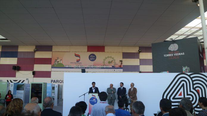 Secretário de Estado dos Assuntos Parlamentares inaugurou a Feira de São Pedro