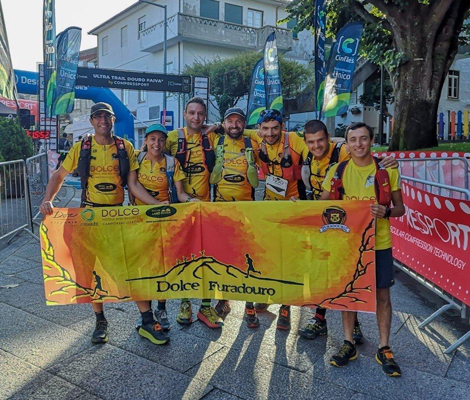 Dolce Furadouro soma pontos no Ultra Trail Douro Paiva