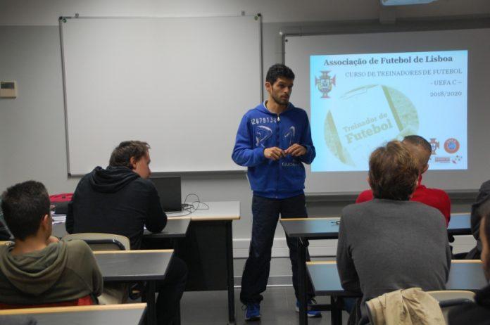 Torres Vedras acolheu curso de Treinadores de Futebol