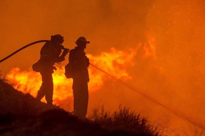 SOBRAL DE MONTE AGRAÇO: Homem identificado por incêndio florestal