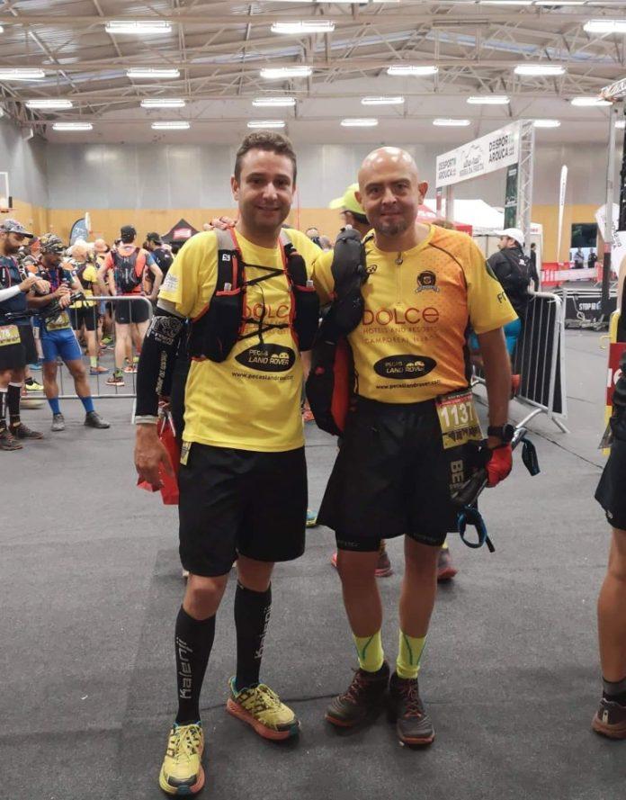 Renato Veiga e Paulo Paredes concluem 65km de prova na Serra da Freita