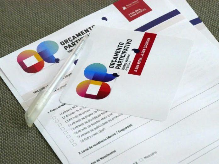 60 propostas na próxima fase do Orçamento Participativo