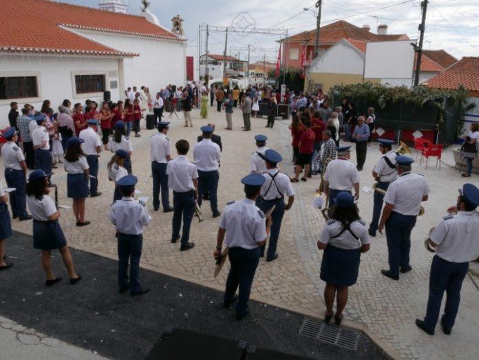 Requalificação do Largo da Igreja da Assenta já foi inaugurada