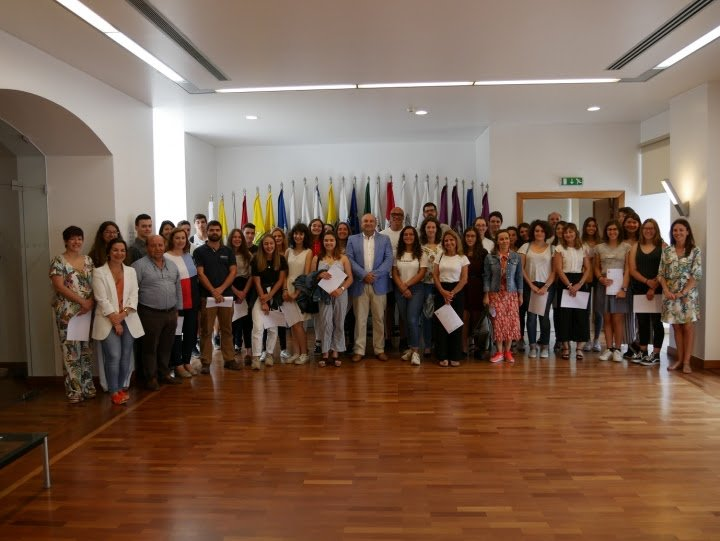 """Programa """"Faz e Acontece"""" integrou 24 jovens do concelho"""
