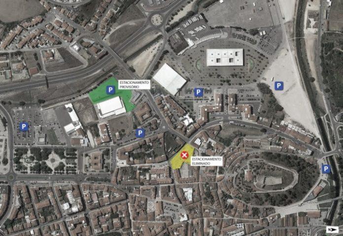 Parque de estacionamento no antigo Sporting Torres será desativado