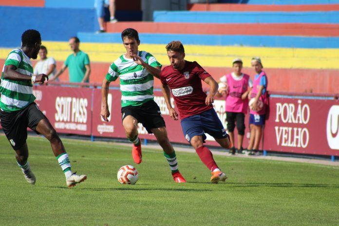 Torreense vence segunda jornada do Campeonato de Portugal