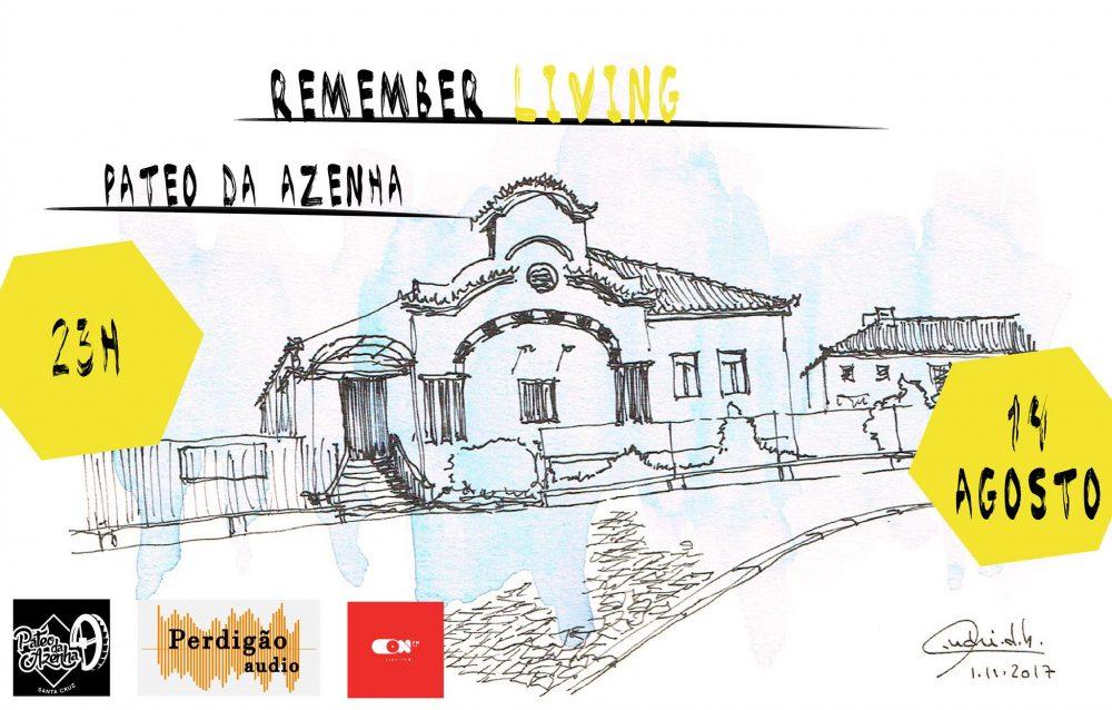 5ª edição Remember Living está a chegar