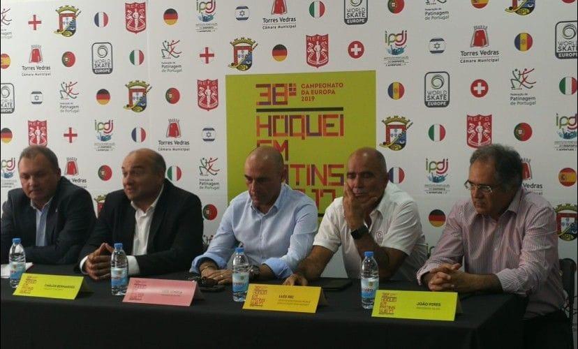 Portugal favorito a vencer europeu de hóquei em patins sub-17 que organiza