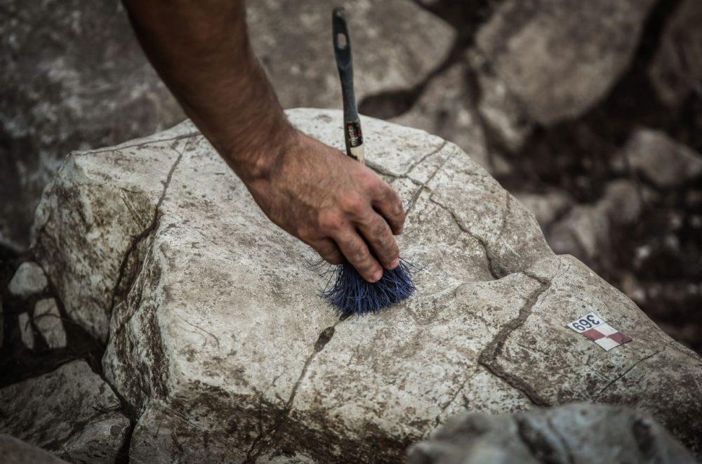 Descoberta em Alenquer uma das maiores muralhas do país do Calcolítico