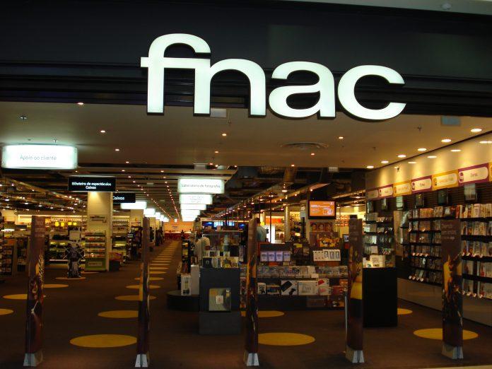 Arena Shopping vai passar a ter uma loja Fnac