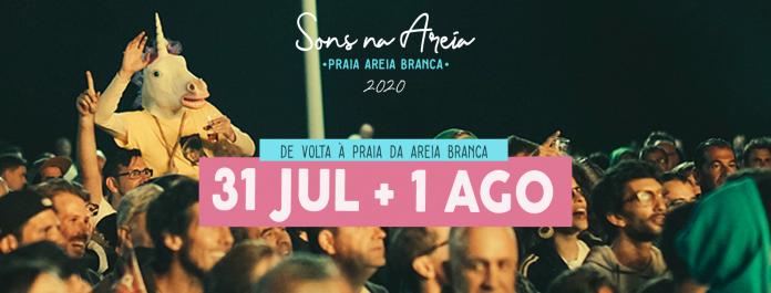 SONS NA AREIA regressa a 31 de julho e 1 de agosto de 2020