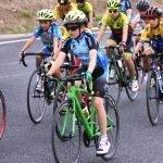 Ciclismo colorido animou a Cidade