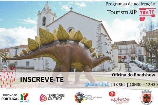 Lourinhã recebe roadshow de Programas de Aceleração Turismo