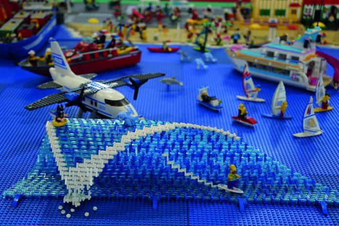 Lourinhã recebe exposição com 5 milhões de peças LEGO