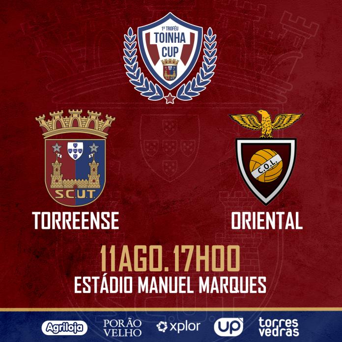Torreense: Jogo de apresentação vai passar a chamar-se Toinha Cup