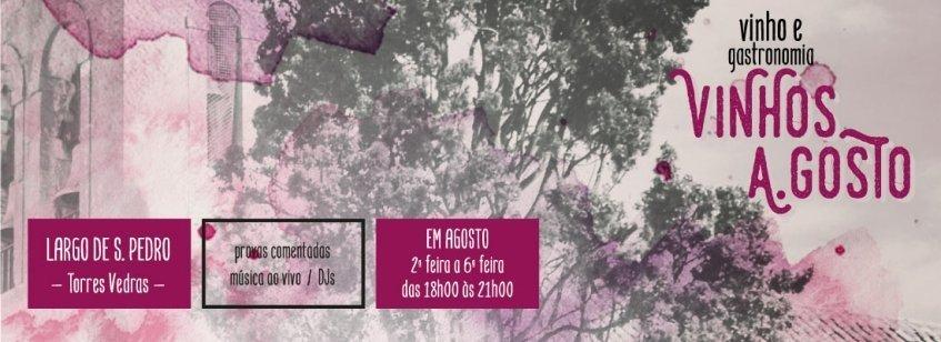 """2ª edição """"Vinhos A.Gosto"""" continua a decorrer no Largo de S. Pedro"""