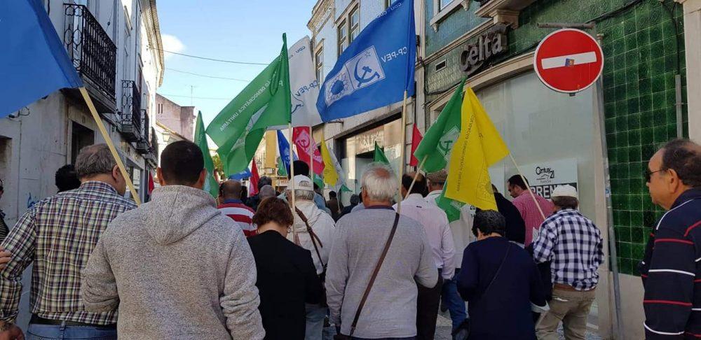 CDU em forte ação de campanha no Oeste