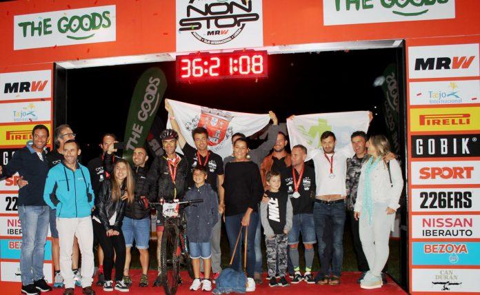 Equipa de Torres Vedras conquista o 11º lugar no Non Stop Madrid – Lisboa 2019
