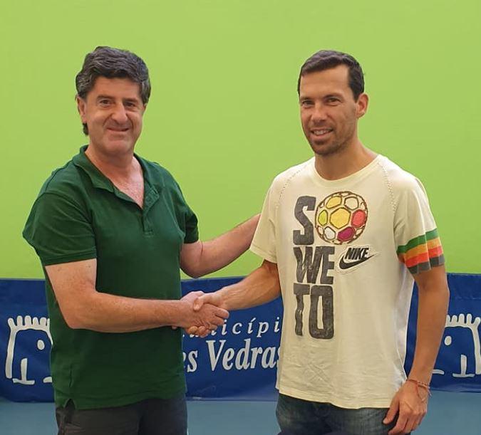Afonso Vilela Academy e Sporting Clube de Torres celebram acordo de parceria