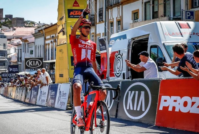 Salgueiro triunfa na Volta a Portugal do Futuro