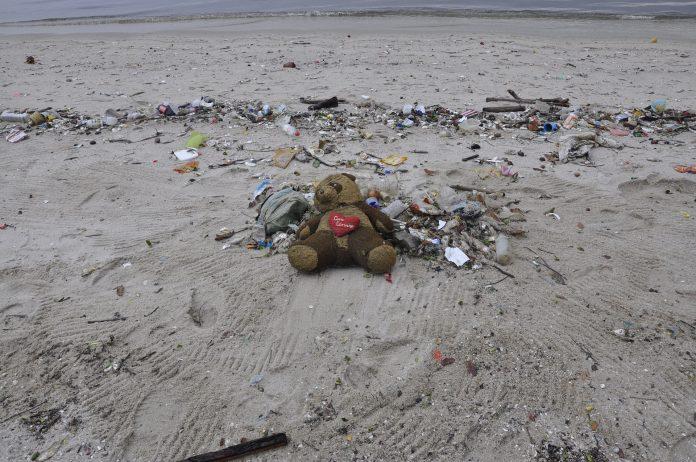 Recolher lixo marinho todo o ano é um modo de vida para muitos cidadãos de Torres Vedras