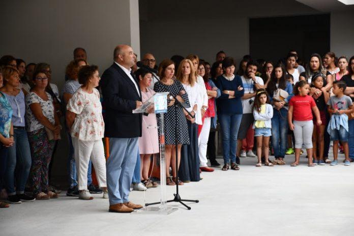 Ano letivo: Novo centro escolar de 4,3 milhões de euros abre em Torres Vedras