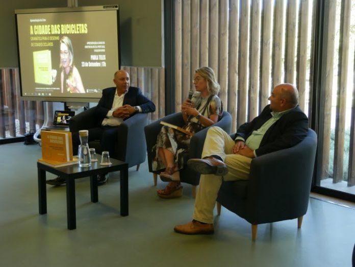 """Livro """"A Cidade das Bicicletas"""" foi apresentado em Torres Vedras"""