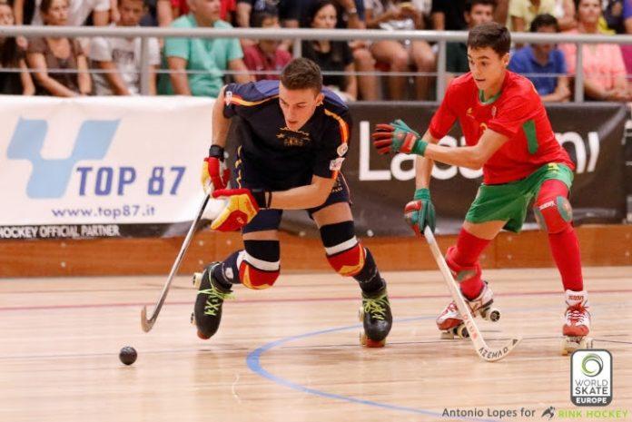 Cerca de 10 mil visitantes assistiram aos jogos do Europeu de hóquei em patins