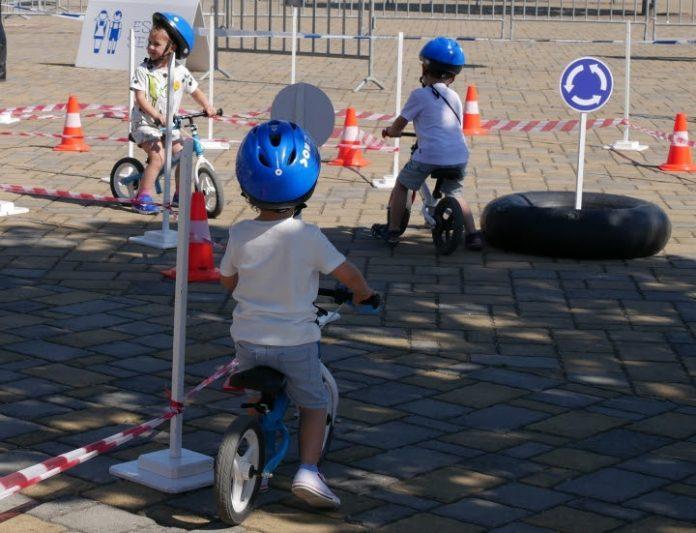 Escolas de Torres Vedras vão ensinar as crianças a andar de bicicleta