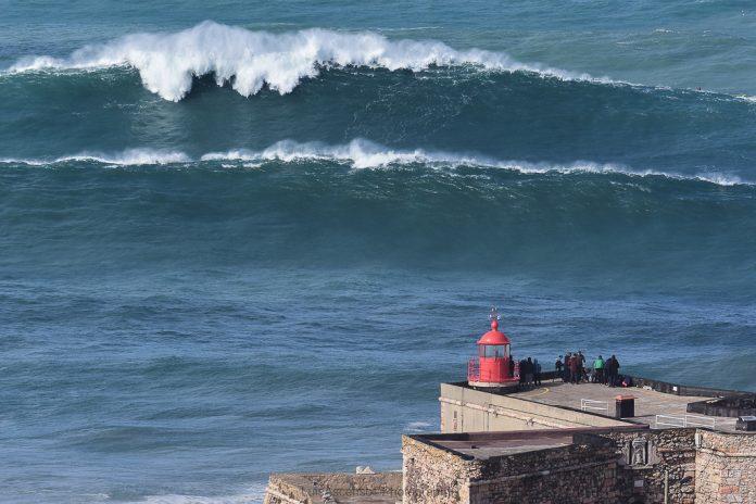 Novo evento de ondas gigantes da Nazaré vai ser