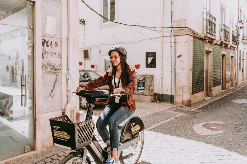Bicicletas elétricas do Politécnico de Leiria percorrem 100 mil quilómetros