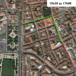 Várias artérias do centro da cidade de Torres Vedras estarão cortadas ao trânsito amanhã