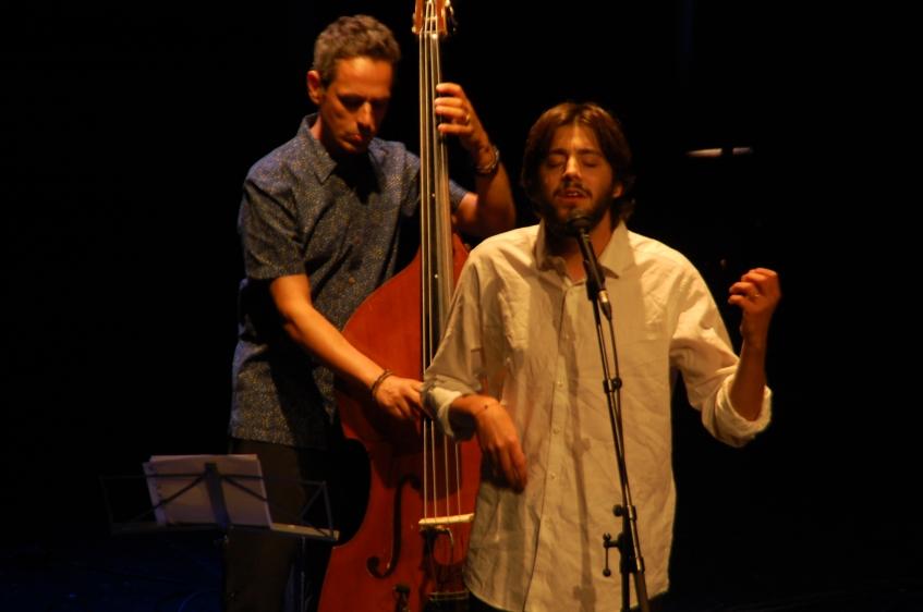 Salvador Sobral esgotou a sala de espetáculos musical torriense
