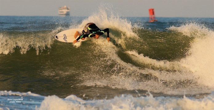 Próxima chamada na prova da elite do surf em Peniche adiada para sexta-feira
