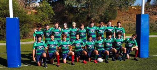 Torreense/Caldas/Ubunto Rugby mostram o seu valor no Rugby Nacional